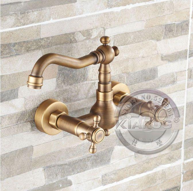 Best 25+ Antique brass bathroom faucet ideas on Pinterest ...