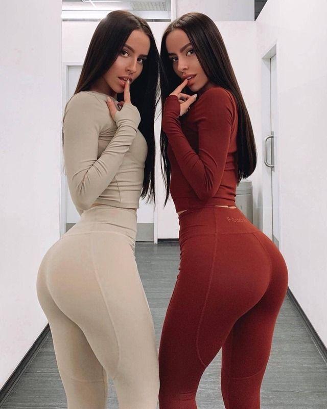 Ripped Yoga Pants Latina