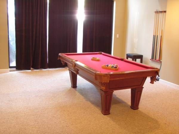 Perfect New Used Billiard Pool Tables Mover Refelt Recushion Install Crating Buy  Sell Chicago Illinois Il
