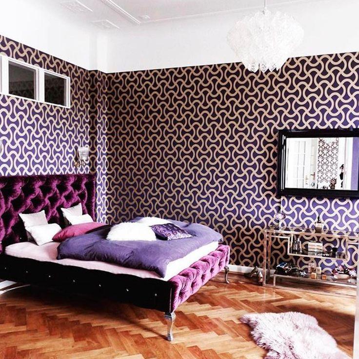 """Gefällt 96 Mal, 1 Kommentare - Bretz Furniture (@bretz_sofas) auf Instagram: """"#Repost @celine.alessandra ・・・ Purple.…"""""""
