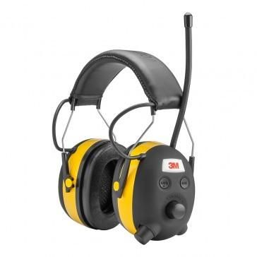 AO Safety 90541 WorkTunes® Digital AM/FM Stereo with Hearing Protection
