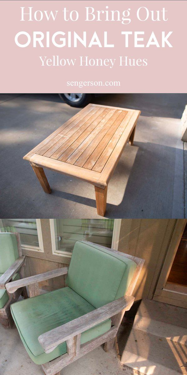 How To Pressure Wash Teak Outdoor Patio Furniture Best Tips And Tricks In 2020 Diy Patio Cushions Outdoor Deck Furniture Teak Outdoor Furniture