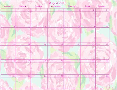 ... Printable Lilly Pulitzer Calendar | Search Results | Calendar 2015