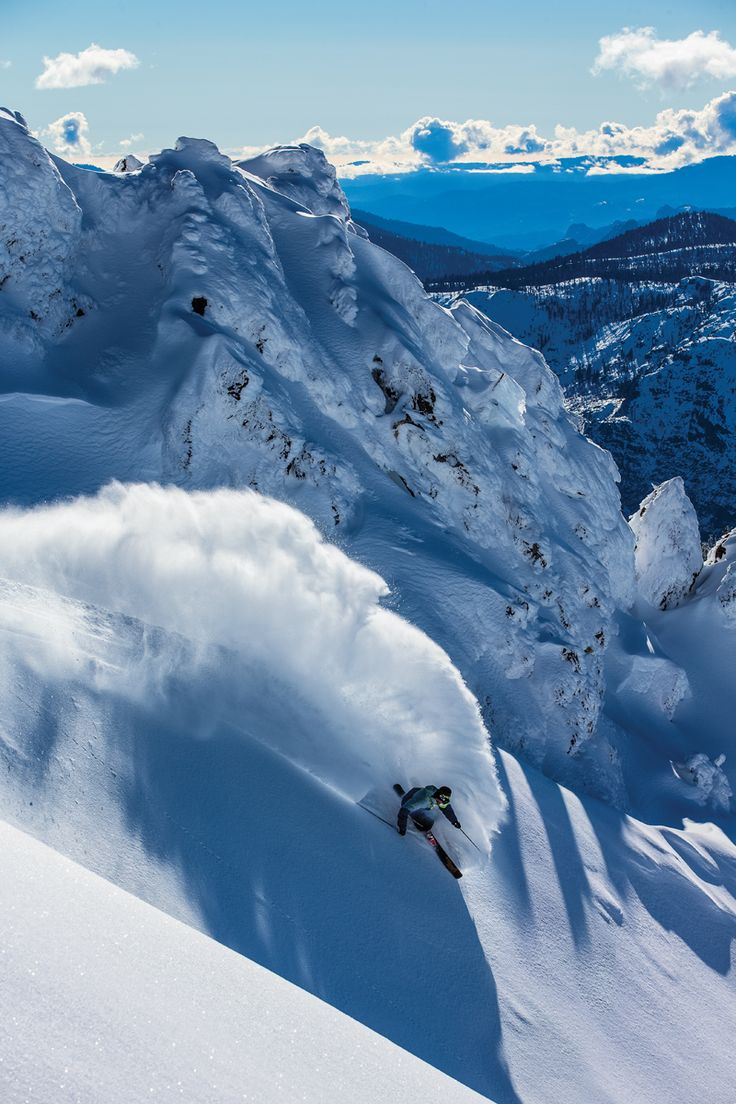 Resort Guide 2015 | Where to ski in the West | Best Ski Resorts | SKI Magazine #backcountry #offpiste #powder