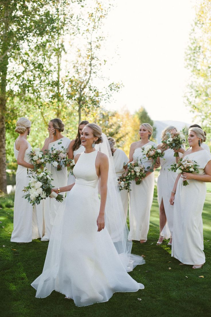 181 best bridal party images on pinterest bridesmaids bridal bell fords aspen wedding ombrellifo Choice Image