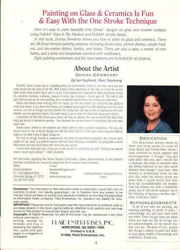 Donna Dewberry - Geraldinapintura - Álbumes web de Picasa