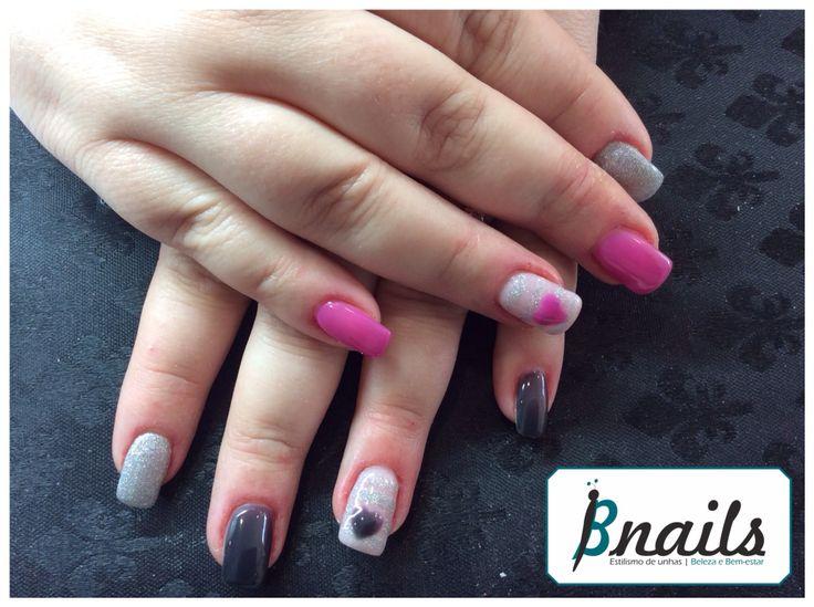 #bnails #nails #estlismodeunhas #nailart