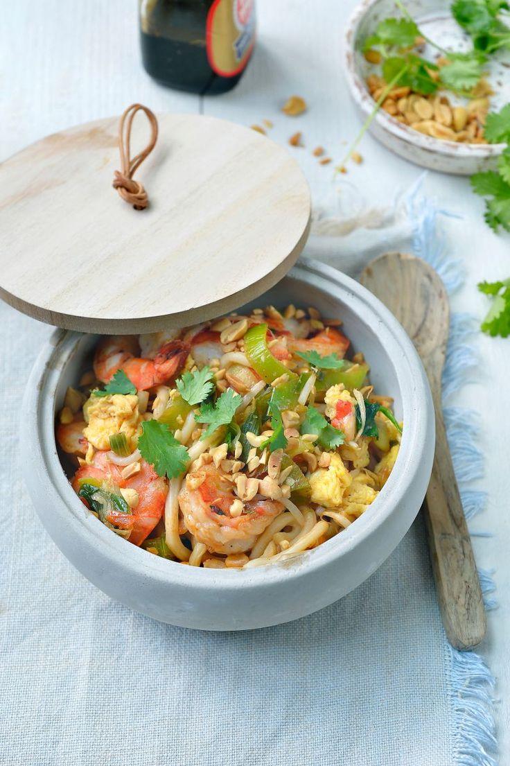 """Het lekkerste recept voor """"Gemakkelijke pad thai"""" vind je bij njam! Ontdek nu meer dan duizenden smakelijke njam!-recepten voor alledaags kookplezier!"""