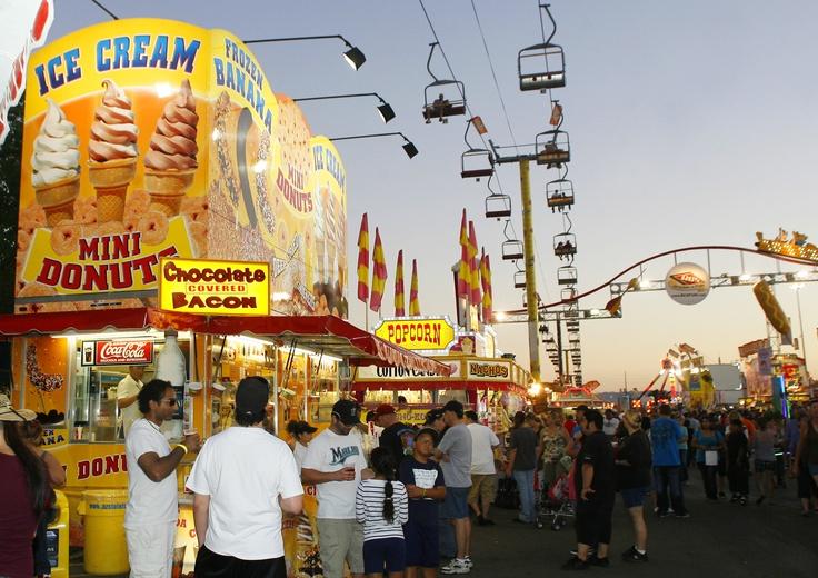 Arizona state fair vendor coupons