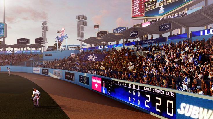 Dodger Stadium to undergo $100-million renovation this offseason