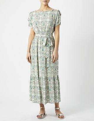 Fliss Print Dress