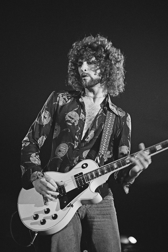 Lindsey Buckingham - Fleetwood Mac, 1975                                                                                                                                                                                 More