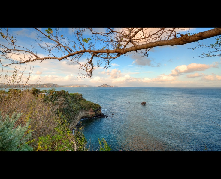 Seascape View - Hotel La Vigna - Procida Island, ITALY    © GABRIELE SCOTTO photography 2012