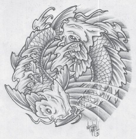 32 best yin yang koi fish forearm tattoo images on pinterest forearm tattoos tattoo designs. Black Bedroom Furniture Sets. Home Design Ideas