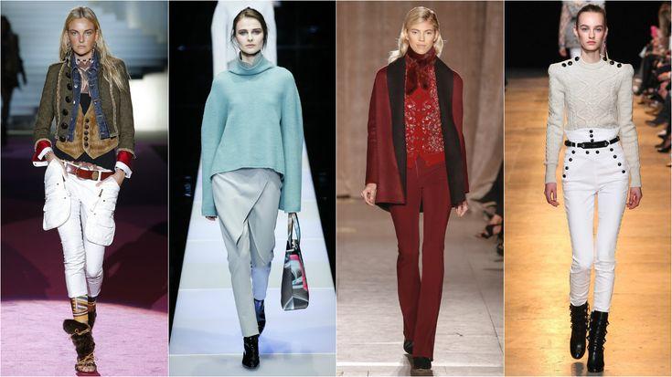 Брючный стиль сегодня снова входит в еру моды. И это не связано с тем, что женщины становятся бизнес-леди и заводят свое дело. Это, скорее, новые тенденции диктуют и говорят о том, что пришла новая ера в этом мире, ведь все меняется. Самая актуальная тема гардероба – брюки! Это не только фишка для современных модниц, но и задача, ведь как быть красивой, ухоженной, стильной в брюках? Секреты раскрывает обзор! http://designersfromrussia.ru/bruchnii-stil/