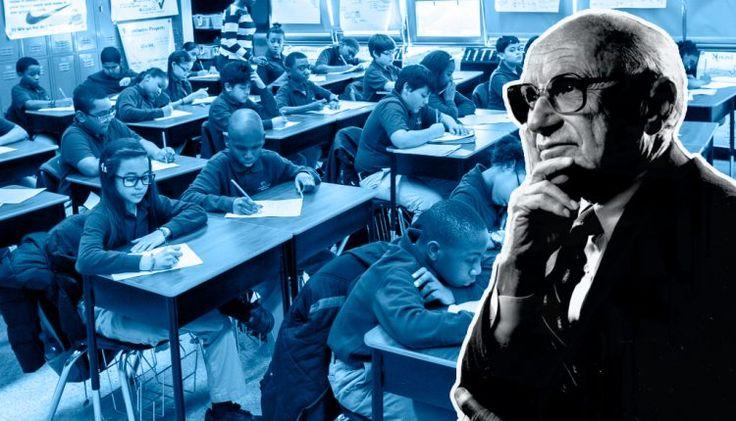 A privatização do ensino é a solução? O caso das escolas charter nos EUA