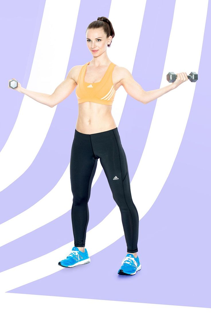 Get ready for perfectly-toned arms with this easy exercises