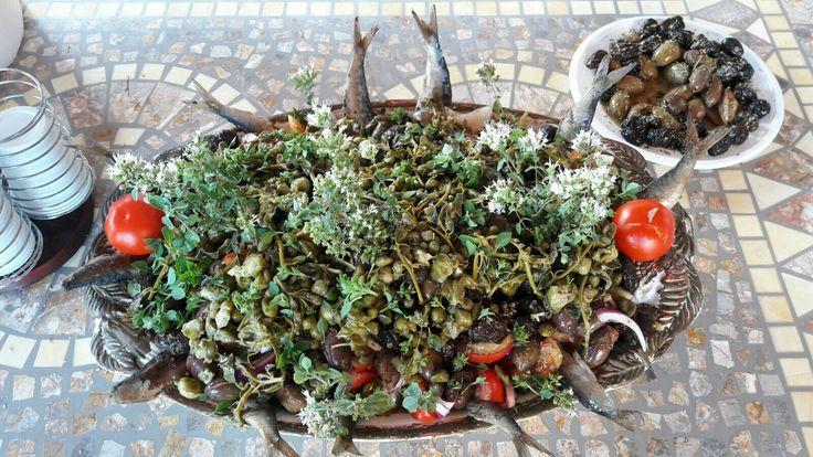 Sicily salad