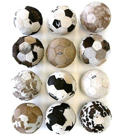 Amazing Cow-Balls!