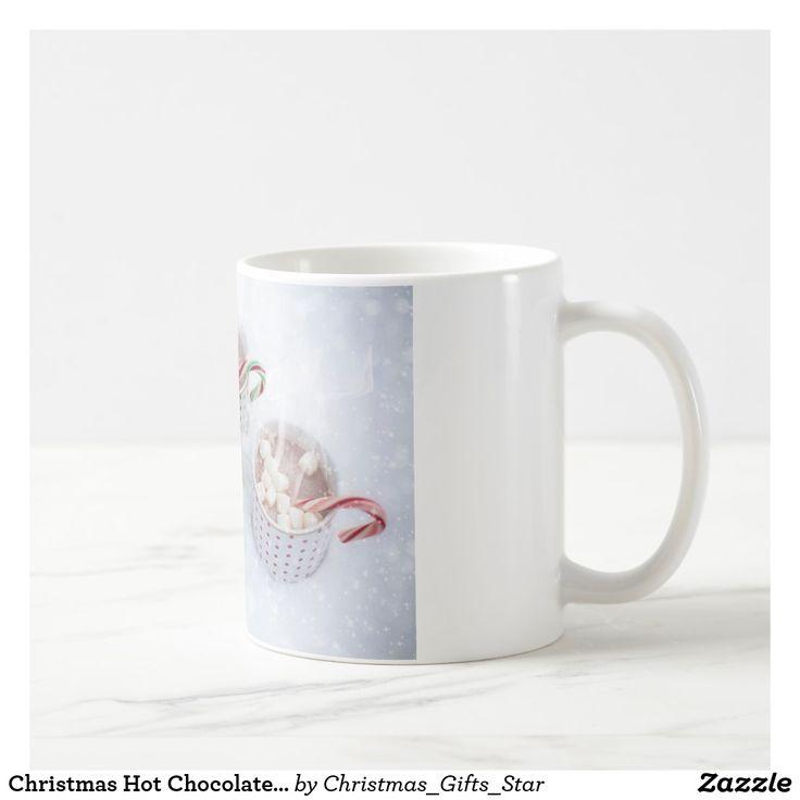 Christmas Hot Chocolate Special Mug