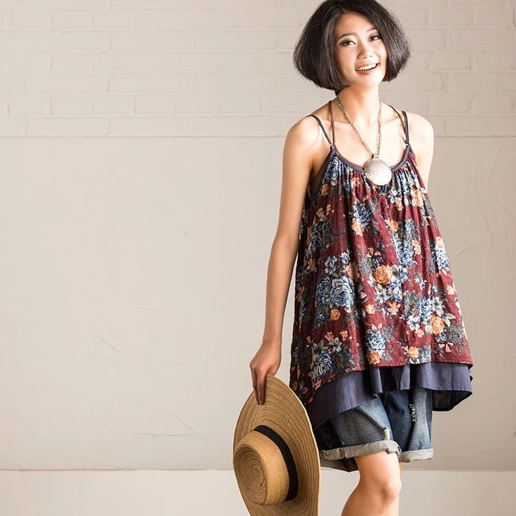 Flower summer Condole belt dress holiday shirts