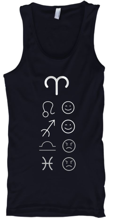 Aries-Love-Tanks-Dark#zodiac #zodiactees #zodiacfashion #trendy #womenswear #unisextanks #aries