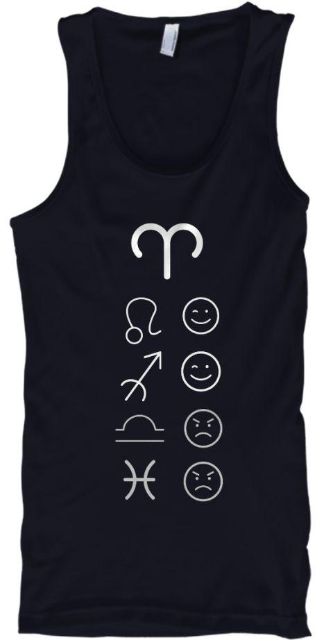 Aries-Love-Tanks-Dark#zodiac #zodiactees #zodiacfashion #trendy #womenswear #unisextanks #aries