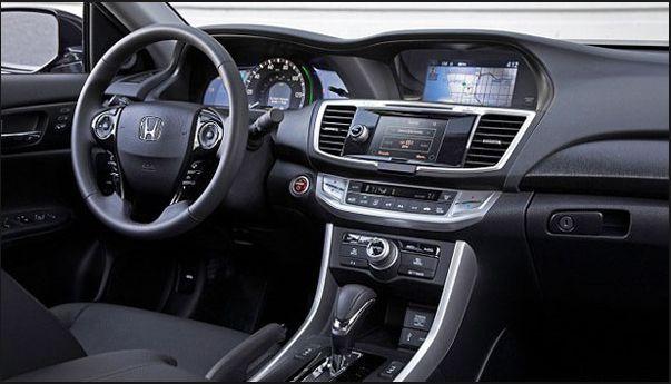 Honda Accord 2018 - Luxury Interior Design