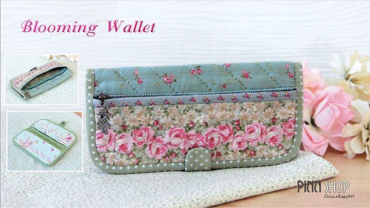Blooming Wallet_PINN SHOP