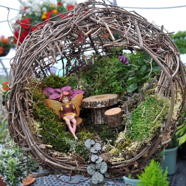 347 best fabulous fairy gardens images on pinterest