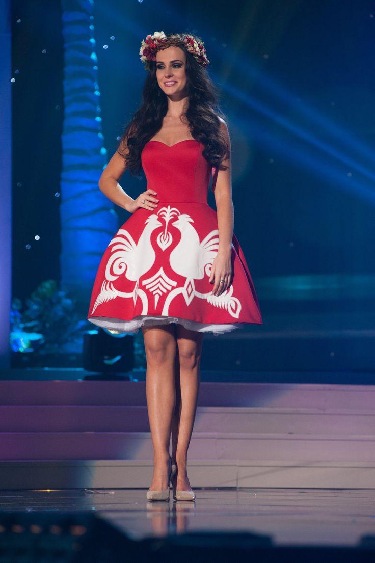 Marcela Chmielowska, Miss Poland 2014