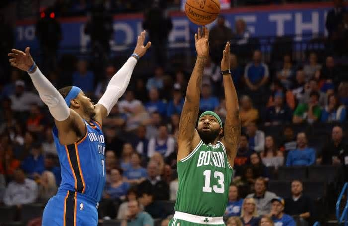 Morris makes his presence felt in impressive Celtics debut OKLAHOMA CITY – Seeing his first action of the season on Friday night, Marcus Morris was just as surprised as the folks watching at home on NBC Sports Boston when he was with the first unit to start the second half.