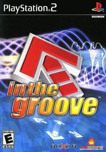 In the Groove - PS2 Game