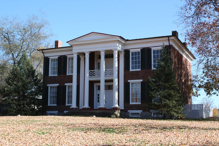 the background of the rippavilla plantation in sprill hill highway 31 Civil war comes home to spring hill on tennessee's heritage trail hall & the battle of spring hill rippavilla plantation, 5700 main street (highway 31).
