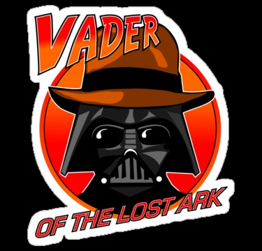 Vader of the Lost Ark: Starwars Movies, Lost Ark, Wars Awesomeness, Wars Fetish, Star Wars Gasms, Freshupload Org Darth, Wars Badassery, Father