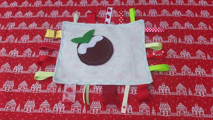 Christmas Pudding Taggle