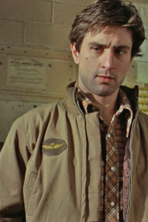 Robert De Niro, Taxi Driver.