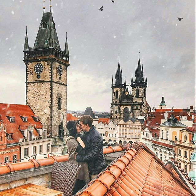 ✴ Old Town Square, Prague, Czech Republic... Photo from @vetrana! Let's fall in love ❤ #prague #praha #praga #prag #praguecastle #vltava #praguestagram #oldtownsquare #instaprague #praguecity #praguelife #igersprague #vscoprague #pragueworld #insta_prague #ig_prague #pragueoldtown #wonderful_prague #streetsofprague #unlimitedprague ...