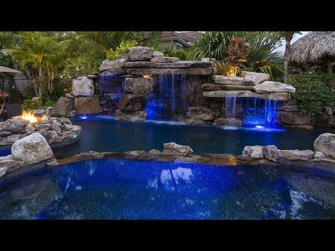 Best 25+ Pool with grotto ideas on Pinterest Backyard pools