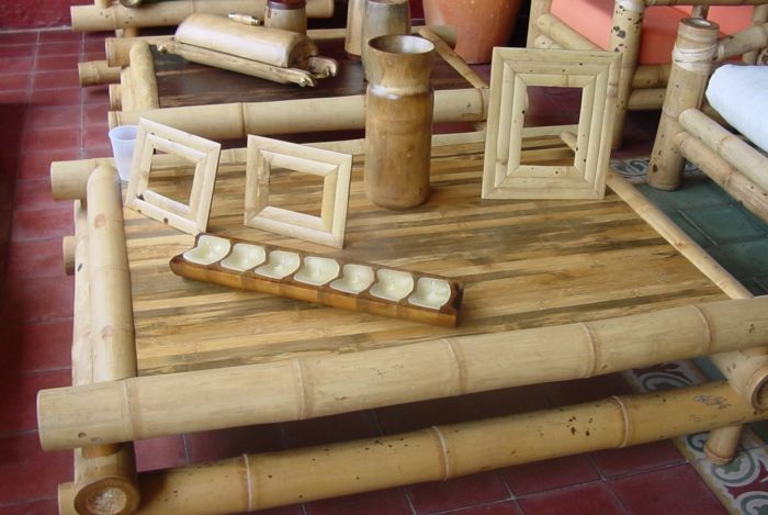 33 Bambus Deko Ideen Fur Ein Zuhause Mit Fernostlichem Flair Tisch
