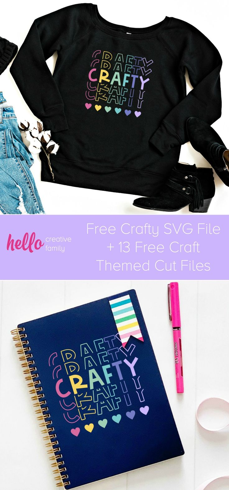 13 Free Craft SVG Files Our Gift To You! Diy shirt, Svg