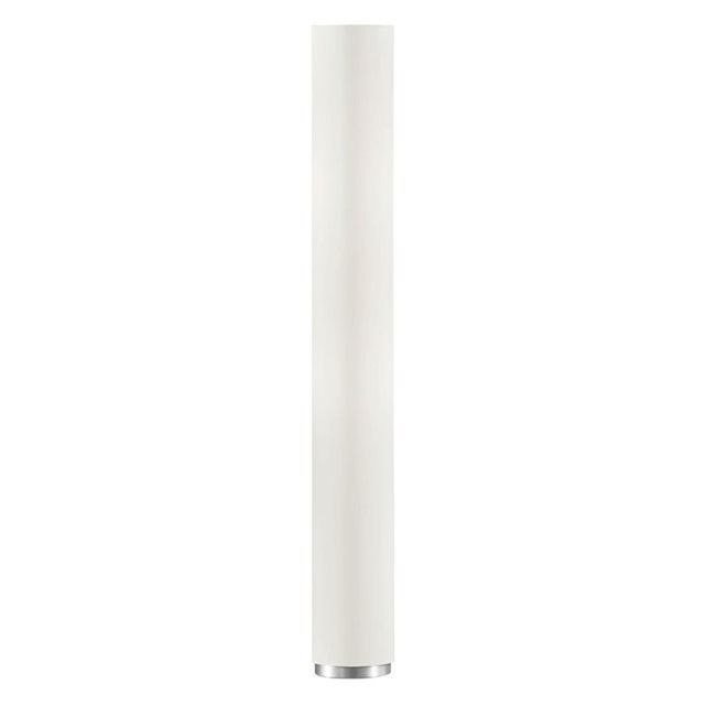 Lampadaire Tube aluminium 2x60w - EGLO LIGHTING - 82807