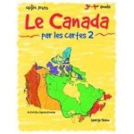 Le Canada par les cartes