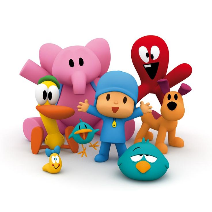 Are you looking for apps for your multimedia devices? Then try Pocoyo & Friends Apps for preschoolers!