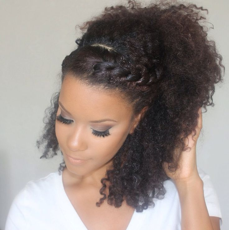 3 No-Heat Curly Styles For Spring