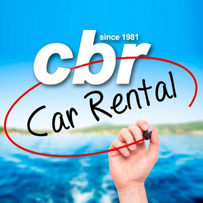CBR Car Rental in Kefalonia, one of the most reliable car rental companies on the island!