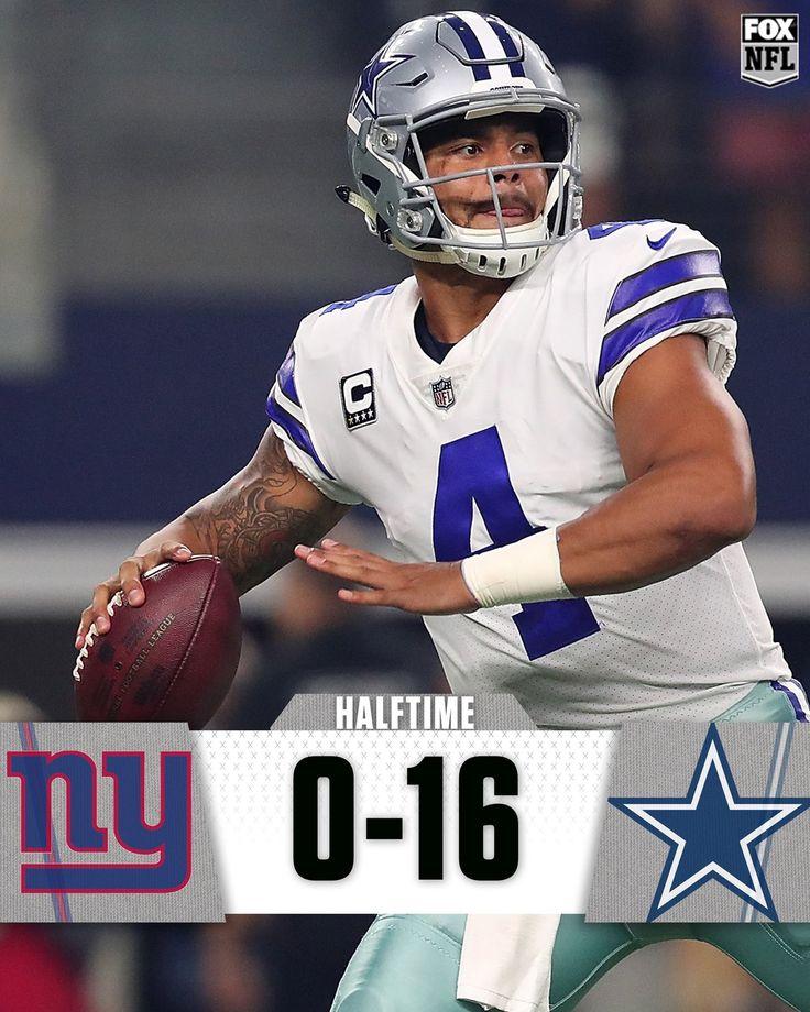 2017 Season Week #1  Cowboys vs Giants