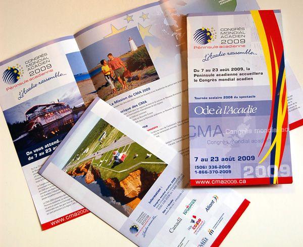 Brochure - Congrès Mondiale Acadien 2009