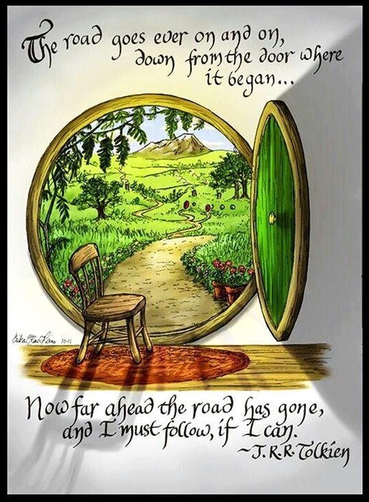 J. R. R. Tolkien ~ Quote