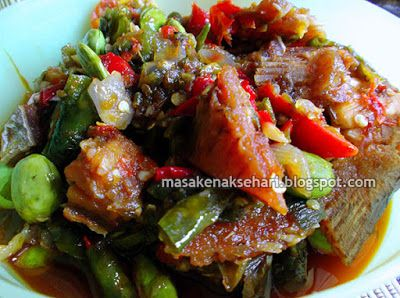 Resep Asin Jambal Roti Cabe Ijo Pedas | Resep Masakan Indonesia - masakenaksehari.blogspot.com